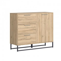 Chest of drawers frame KOM1D3S