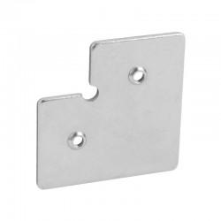 Aluminium frame connector VII