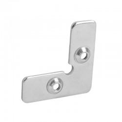 Aluminium frame connector III