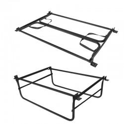 Bed frame GREY
