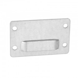 Bar centre - mounting plate
